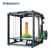 3D Drucker Große Druck Größe Bett Filament Sensor Hohe Präzision DIY Core xy Metall 3d drucker hause Tronxy X5SA/x5SA-400/X5SA-500