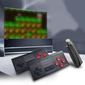 4K HDMI Video Game Console Built in 628 Classic Games Mini Retro Console Wireless Controller HDMI Output Dual Players