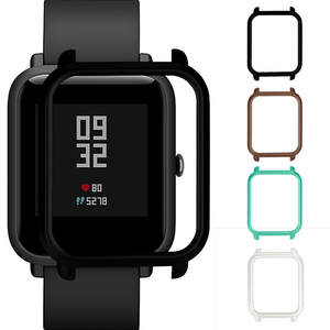Fashion PC Case Cover Protect Shell For Xiaomi Huami Amazfit Bip Youth Watch Hot Sale