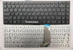 Новая клавиатура для ноутбука Asus S400, X402C, S400CB, S400C, X402, S400, F402C, V451L