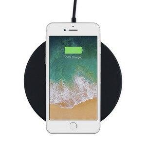Image 4 - Портативное зарядное устройство Беспроводная зарядная док станция 2 шт./лот мобильный телефон для iPhone XS MAX XR универсальное беспроводное зарядное устройство для Samsung Xiaomi