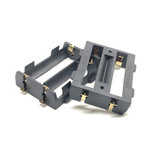 15pcs/lot MasterFire 26650 Battery Holder Storage Case Box With Bronze Pins Gold Plated SMT 2Cell SMD