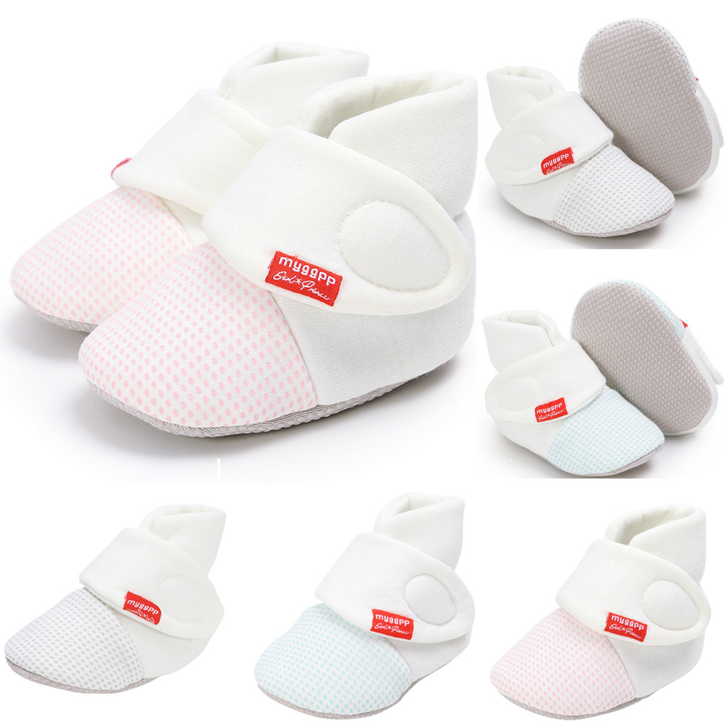 Boys Shoes First-Walkers Baby-Girl Fashion Solid -G30 Kids Comfortable