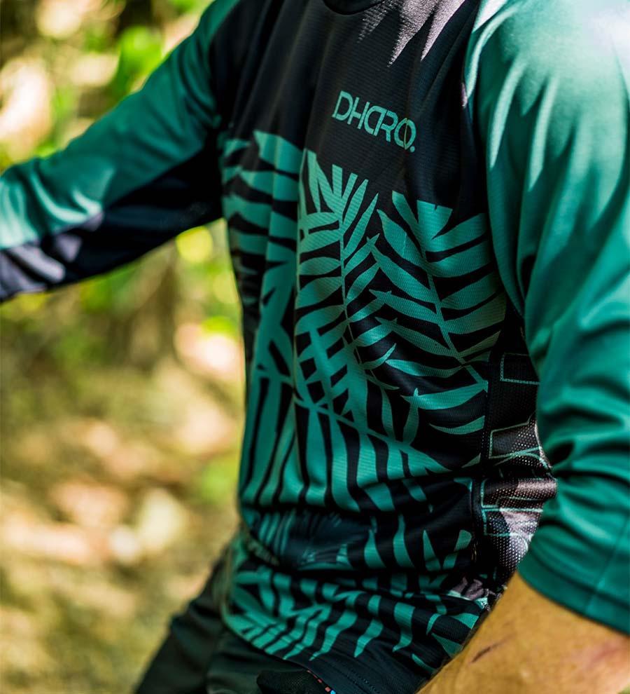 Motocross Racing Bike Jerseys Clothing Quick Dry Motorcycle MTB 3/4 Sleeve Mountain Bike Downhill DH Long Sleeve Cycling Jerseys