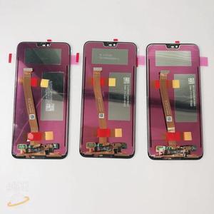 Image 5 - Сканер отпечатка пальца + 5,84 дюйма, для Huawei honor 10, ЖК дисплей, сенсорный экран, дигитайзер в сборе для Huawei honor 10, COL AL00, COL AL10
