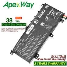 ApexWay 7,5 в 38 Втч для Asus C21NI333 C21N1333 0B200-00860400 X454 TP550LA TP550LD TP550L TP550LA TP550LD TP550LJ tp550