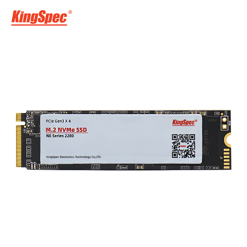 ssd kingspec solid state drive m2 PCI-e3.0x4 nvme 256GB NGFF M.2 22*80mm PCI express Module hard disk for tablet desktop laptops image