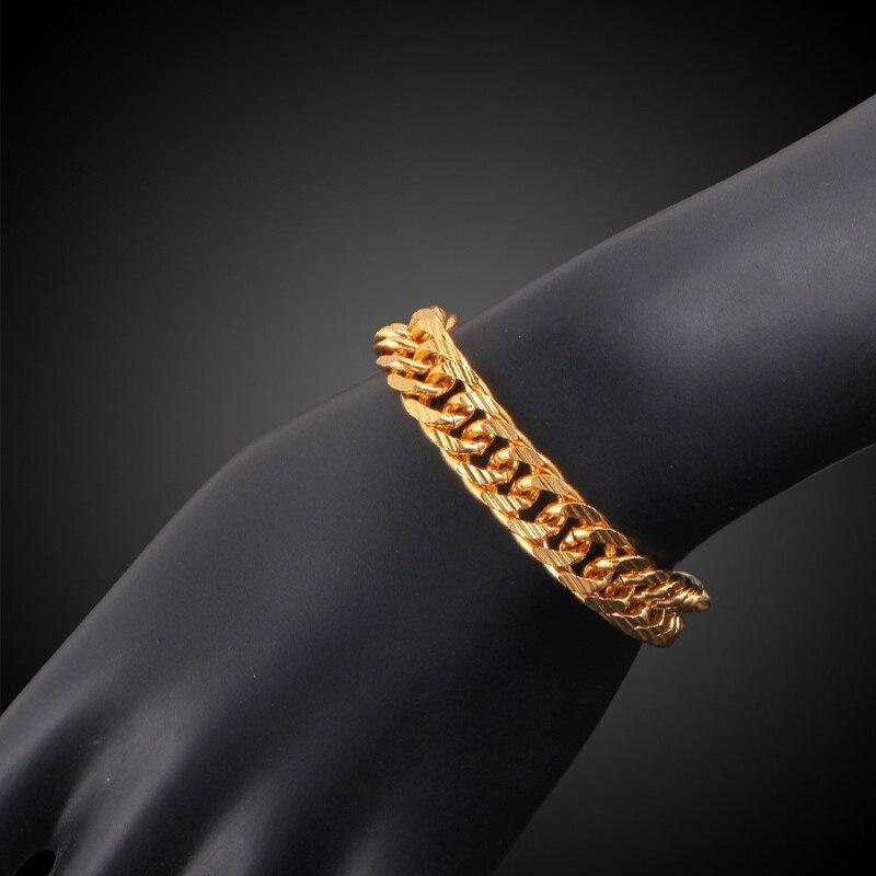 10MM Men's Hiphop Jewelry...