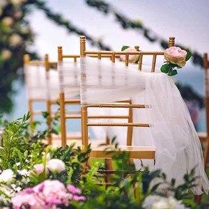 Image 3 - Rouleau de Tulle Organza cristal pour robe Tutu, bobine de 72CM * 10M, pour fête mariage ou anniversaire, 8zSH015