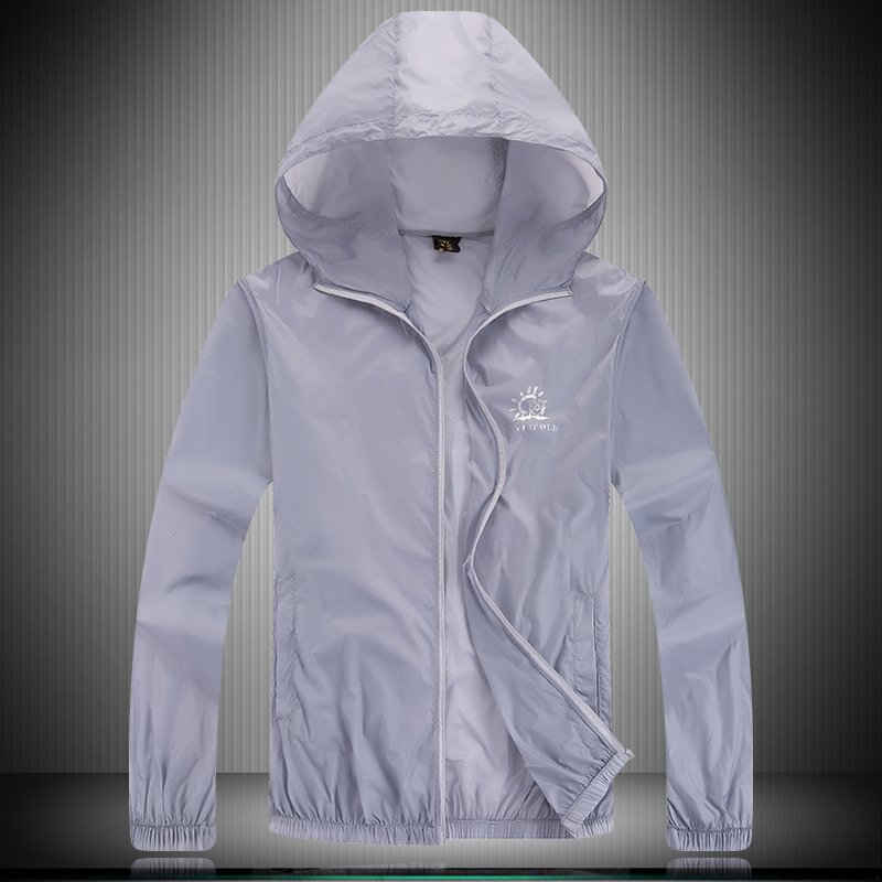 Summer Lightweight Sun Protection Jacket for Men Quick Dry Windproof Water Resistant Anti UV Jacket Couple coat Plus Size 8XL 7X