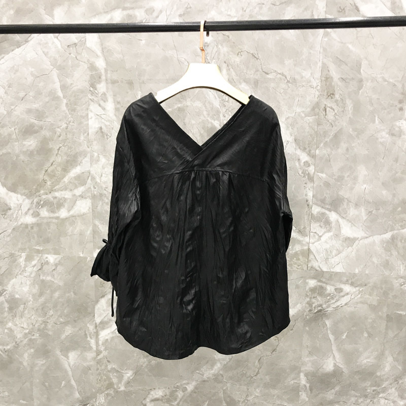New Arrival Plus Size Genuine Leather Jackets Black Button Streetwear Natural Sheepskin Women Clothes Tops 2020