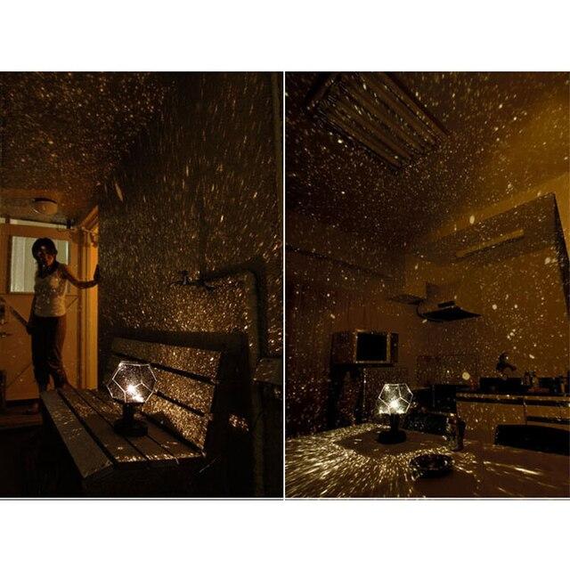 Звездное небо, проектор, светильник светодиодный, домашний, планетариум, романтическая лампа, украшение для спальни, комнатный светильник, ...