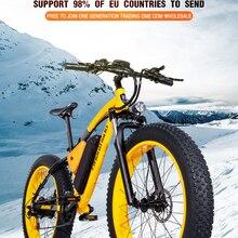 electric bicycle 500W Snow bike Electric Bike Ebike 48 V Increase 26-inch fat ti