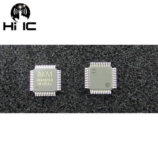 1 Piece AK4493EQ AK4493 Upgrade AK4490 For DAC Decoder Free Shipping