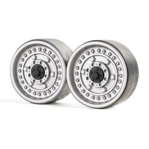 "Image 3 - for GRC 1.9"" Metal Beadlock Wheels Hubs G06 for 1/10 Traxxas TRX4 RedCat GEN8 MST RC Crawler Car Wheel Rims Parts Accessories"