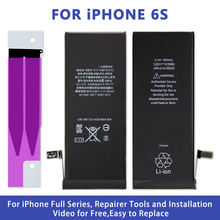 Get more info on the FVBH Real Capacity 1715mAh 3.82V Replacement 6S Battery For iPhone 6s A1633 A1688 A1700 Replacement Kits 0 Cycle Repair Tools