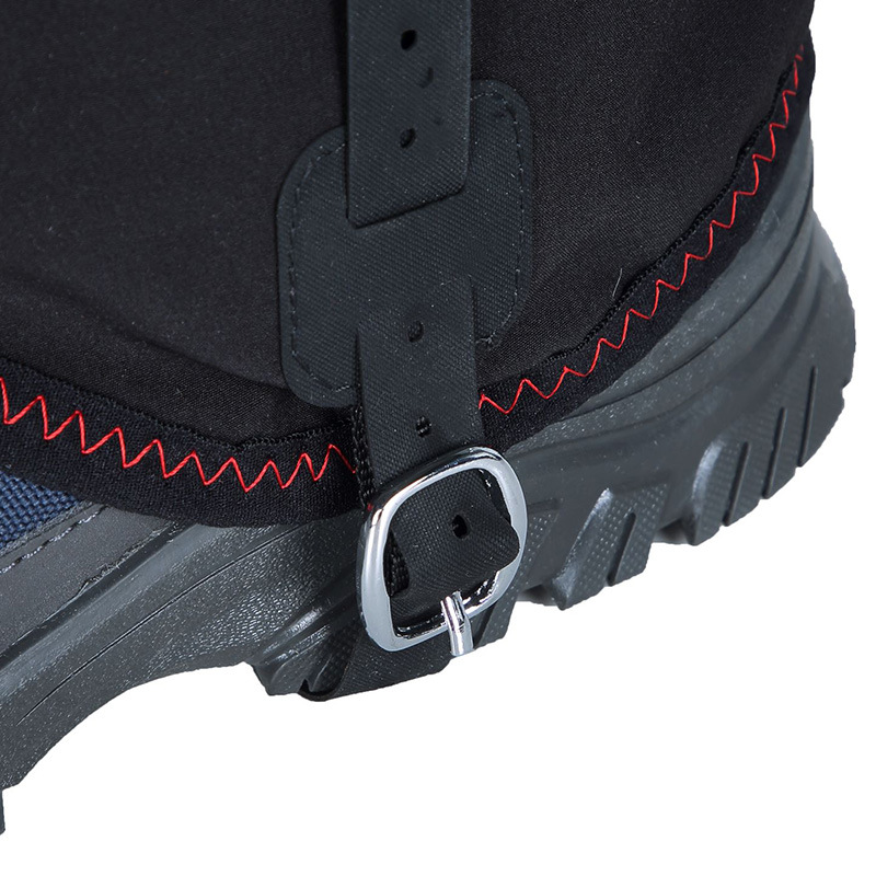 Short 40D Nylon Coated Silicon Gaiters Off-road Running Sand-proof Guetre-m Desert Hiking Booties