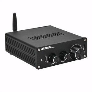 Image 2 - 6J5 Van Ống Khuếch Đại Preamp Tiền Khuếch Đại Âm Thanh Không Dây Bluetooth 5.0 Âm Thanh Stereo Tai Nghe Bass Treble Âm Rạp Hát Tại Nhà