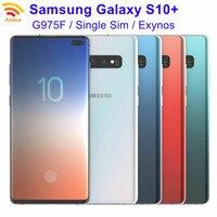 Samsung Galaxy S10 + S10 más G975F 【 95% New】 6,4