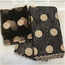 Bazin Riche Brocade 2019 ออกแบบใหม่ Bazin Riche ผ้า tissu แอฟริกัน Bazin ลูกไม้เย็บปักถักร้อยและหิน Guinea ผ้าผ้า