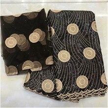 Bazin riche brocade 2019 новый дизайн bazin riche ткань tissu африканские bazin кружева с вышивкой и камнями морская парча ткань