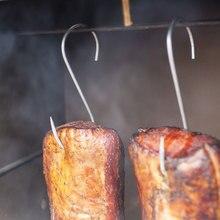 Hanger Kitchen-Hooks Meat Butcher Stainless-Steel Pointed 15cm Long 5pcs Rack 3