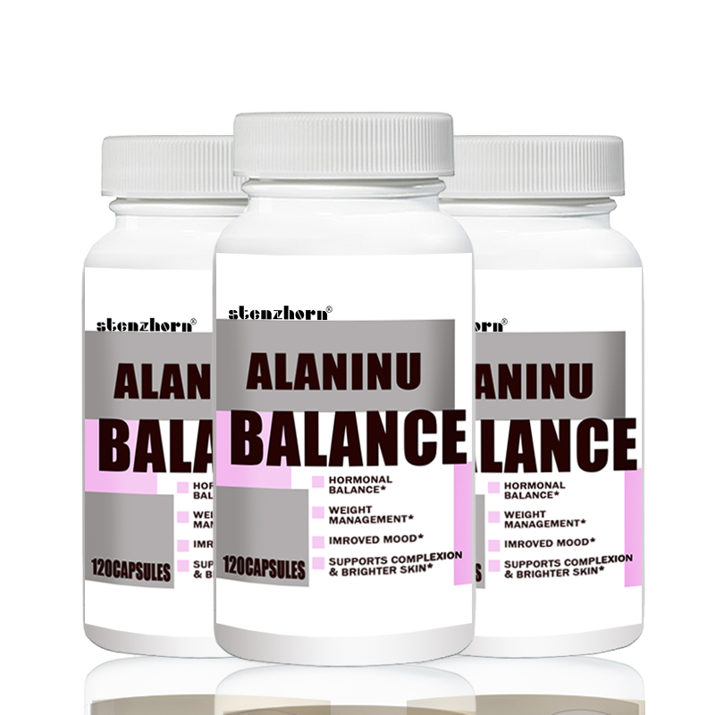 120P X 3P ANINU BALANCE  Helps With Cell Energy Metabolism And Chromium Supports Blood Sugar Metabolism And Glucose Utilization.
