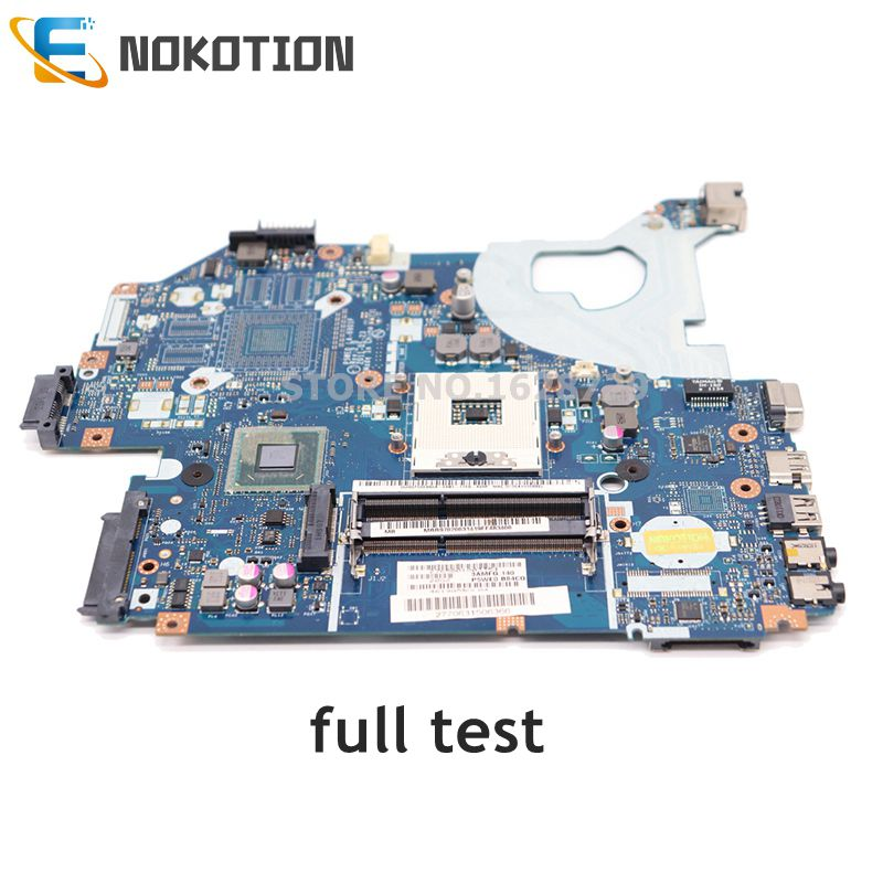 Nokotion mbr9702003 mb. r9702.003 acer aspire 5750 5750g 노트북 마더 보드 p5we0 LA-6901P 메인 보드 hm65 uma dd3 image