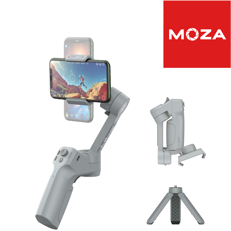 MOZA Mini-MX 3-Axis Smartphone Gimbal Handheld Stabilizer Vlog Youtuber Live Video for cellphone