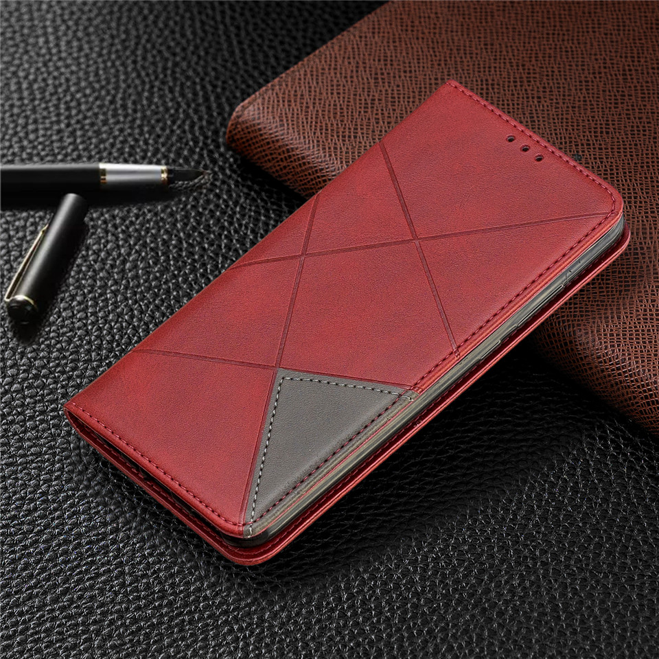 H0bbe06eb1b2b46339d943a4c9f42e8d9Q For Huawei Honor 10 Lite Case Leather Wallet Flip Cover Soft Silicone Case for Honor 10i 9X 8A 8S Magnetic Case Card Holder