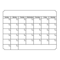 A3 Whiteboard Maandelijkse Planner Magnetische Message Board Keuken Dagelijks Flexibele Bulletin Memo Boards Magneet Tekening Kalender