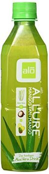 Alo Allure Aloe, Mango and Mangosteen 500 ml (Pack of 12)