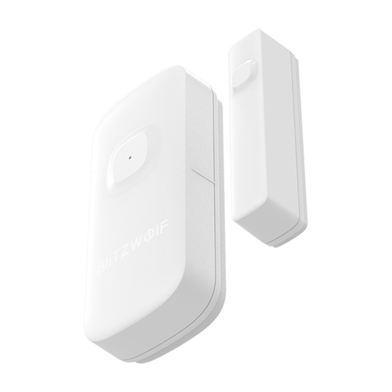 cheapest BlitzWolf BW-IS2 Zigbee Smart Home Door  amp  Window Sensor Open Close APP Remote Alarm Home Safty Against Thef Smart Remote Control