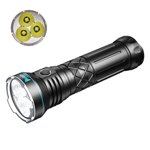 WUBEN A9 High Power LED Flashlight 12000LM Type C Rechargeable CREE LED IP68 waterproof Torch with 10200mAh battery For Hunting