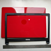 New laptop Top case lcd back cover +lcd front bezel for HP 15 BS BW BR BY 250 255 G6 L19446 001 Dell Inspiron 15 3552 3558 3562