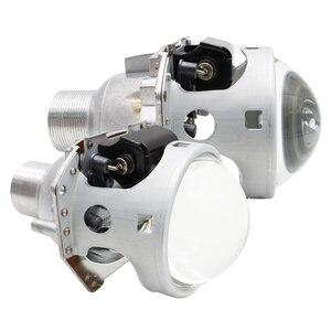 Image 5 - Taochis 自動ヘッドライト 3.0 インチバイキセノンプロジェクターレンズ交換 3R G5 ヘラ H4 ロスレスインストール非破壊
