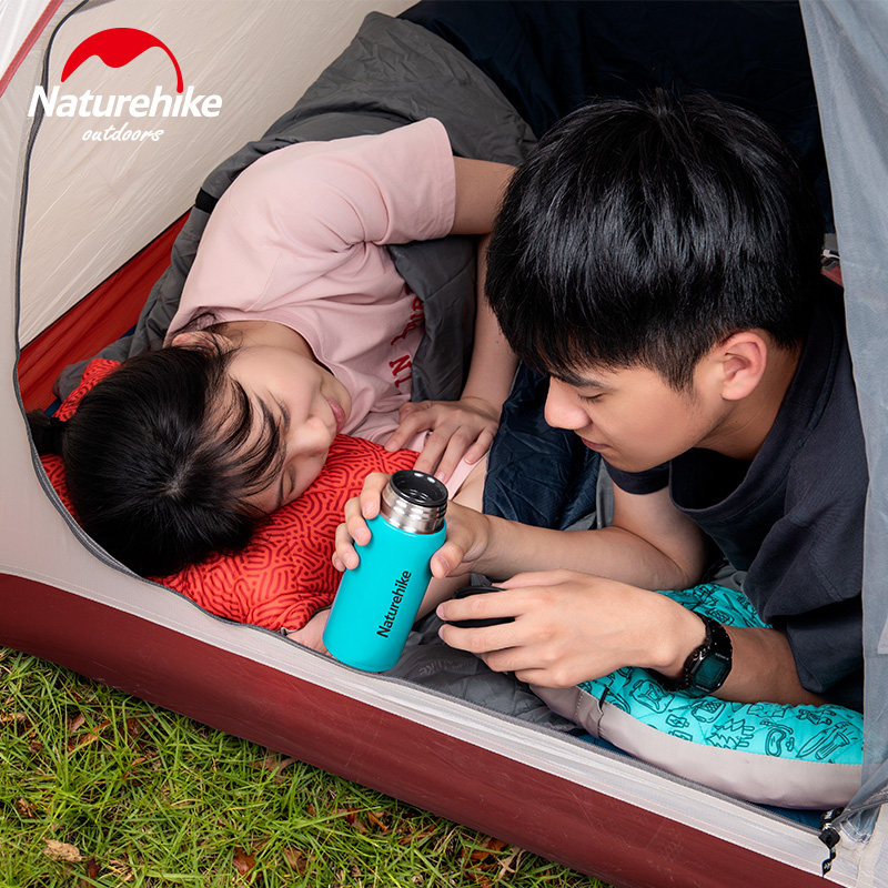 Naturehike Travel Folding Pillow Sponge Light Weight And Soft Portable Ultralight Hiking Camping 3 Colors in Camping Mat from Sports Entertainment