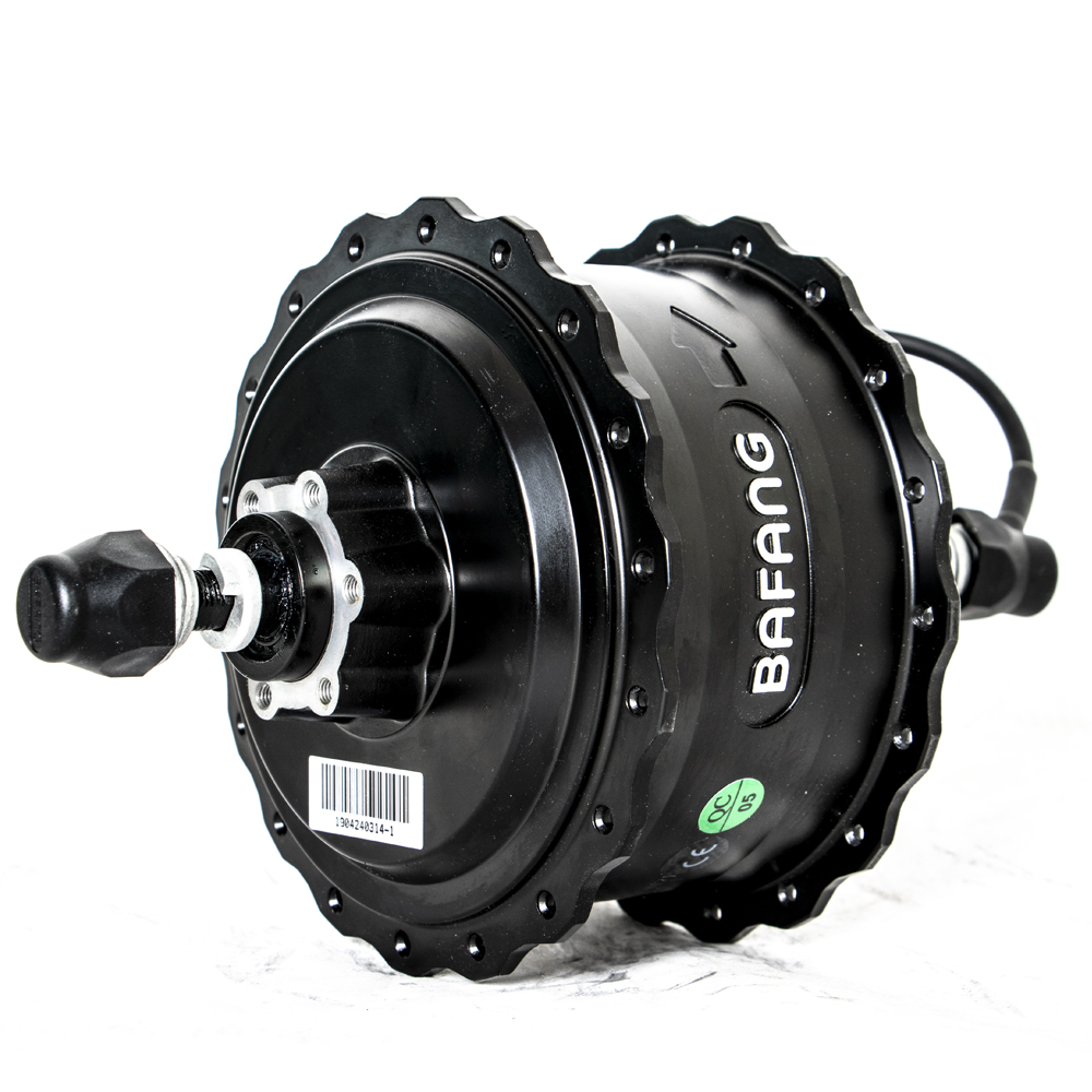 Bafang Screw Freewheel Rear Brushless Gear Hub Motor 48V 750W RM G07.750.D Electric Fat Bike Motor Snow Tire Torque Motor