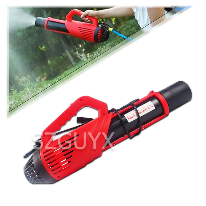 Agricultural Portable Sprayer High Power Remote Misty Machine Back Type Electric Sprayer Blower Disinfection Of Public Places