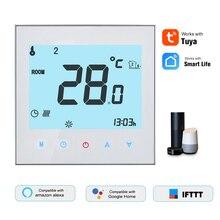 Умный цифровой регулятор температуры с Wi-Fi, совместимый с Amazon Echo/Google Home/IFTTT