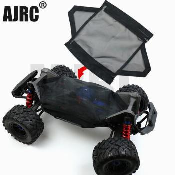 MAXX Waterproof Cover Protective Chassis Dirt Dust Resist Guard for 1/10 Traxxas 89076-4 Rc Car Parts