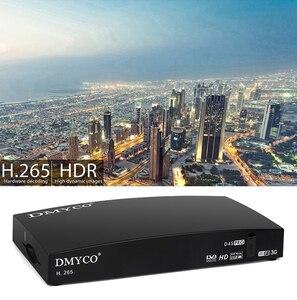 Image 4 - Récepteur Satellite DVB S2 ajouter 1 an Europe 7 serveur de câble HD 1080P nouvelle Version H.265 MPEG 5 récepteur de télévision numérique Bisskey LNB
