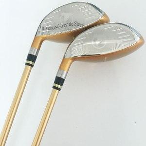 Image 4 - Novo 4 estrelas clubes de golfe honma S 07 fairway madeira 3/5 madeira clube r ou s flex eixo grafite e headcover frete grátis