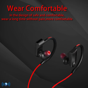 Image 5 - XEDAIN Bluetooth Earphone Waterproof Wireless Bluetooth Headphone Sports Bass Headset with Mic for phone iPhone xiaomi Earphone