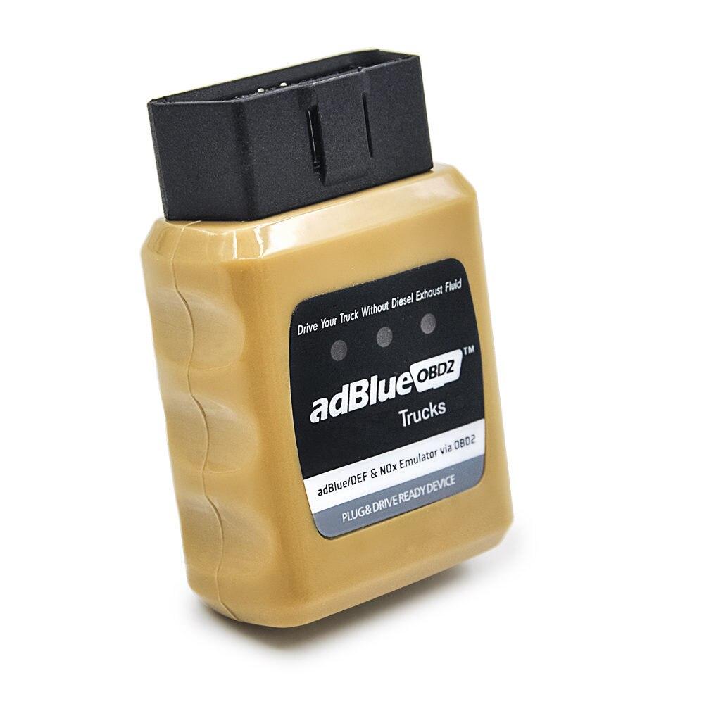 AdblueOBD2 Trucks Adblue Emulator Adblue/DEF Nox Via Adblue OBD2 For VOLVO/DAF/Benz/Renault/Scania/Man/Iveco