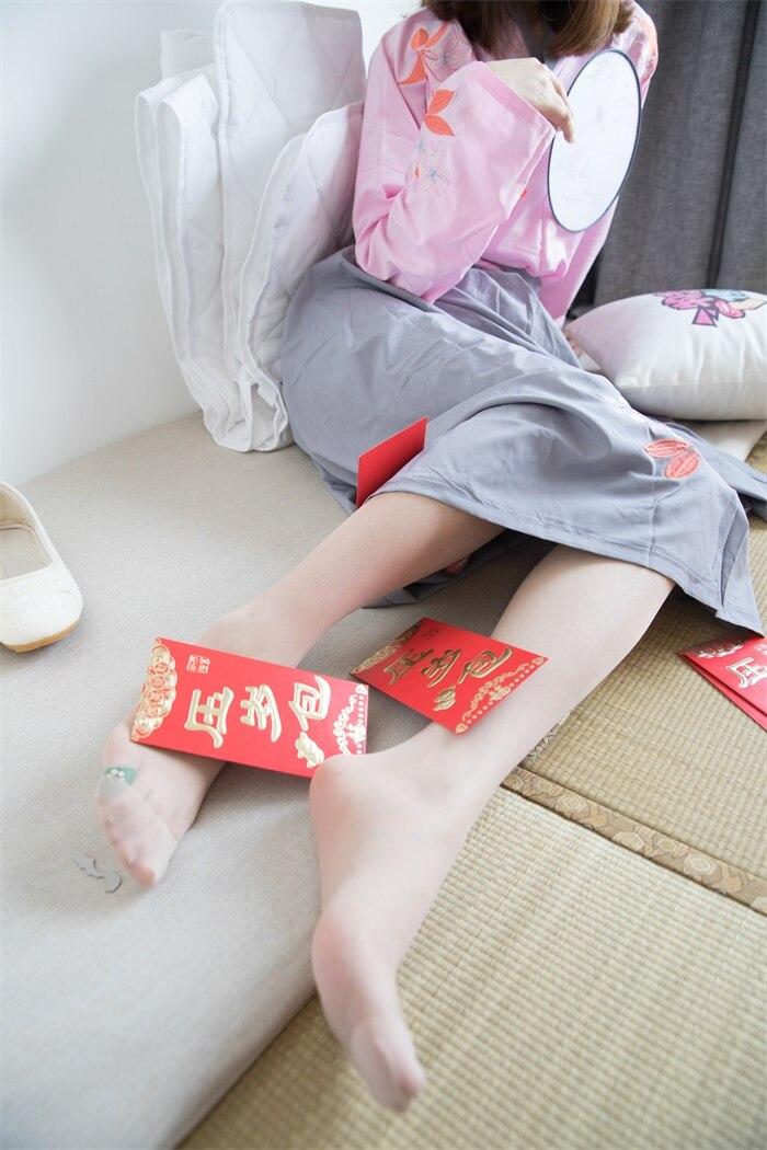 ★物恋传媒★No.109 猫耳-小众汉服与肉丝的巧妙搭配 [119P/1V/2.06GB]插图(2)
