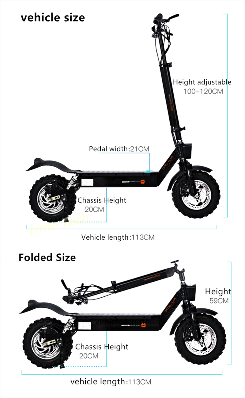 PFULUO X-11 Smart Electric Scooter