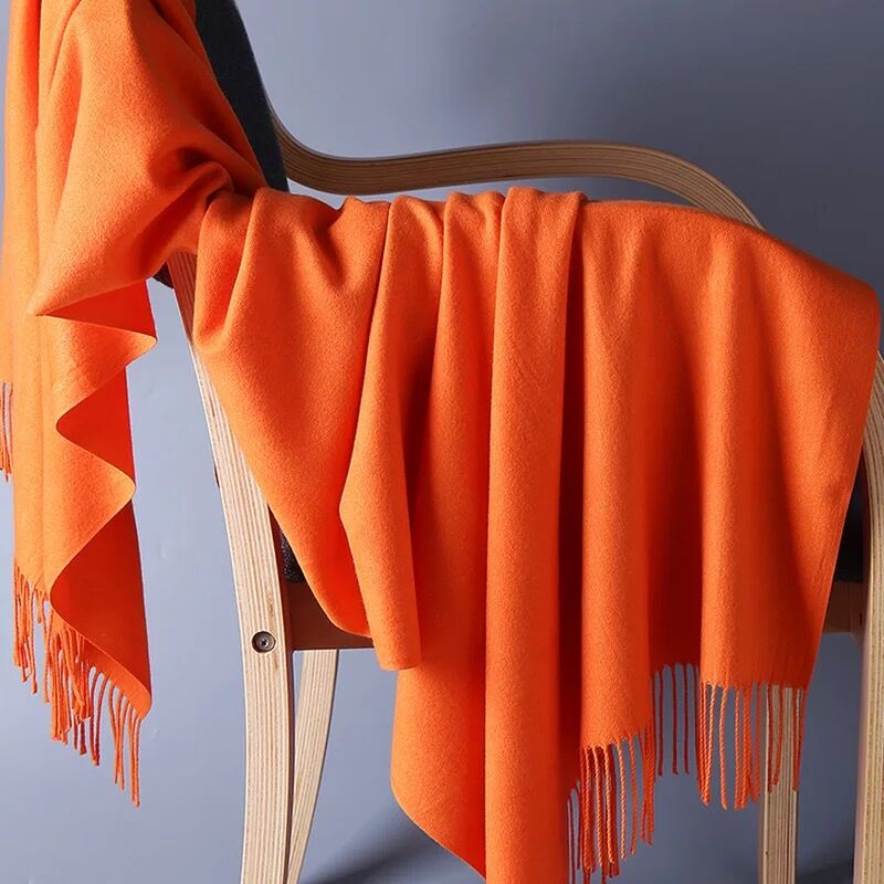 quente lã cachecol xale envoltório marca venda quente