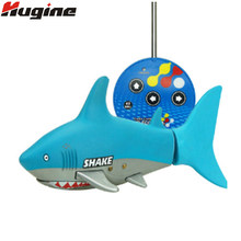 Rc barco animal shake peixe mini peixe natação brinquedos criativos 4ch controle remoto remo água crianças hobbies eletrônicos brinquedos