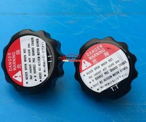 2PCS * 1.1 Bar Radiator Cap For Japan Cars HONDA/ACURA/MAZDA/MITSUBISHI/NISSAN/TOYOTA RX2 RX3 RX4(China)